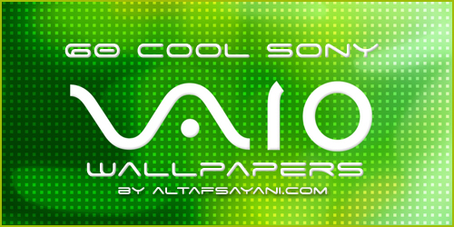 60 Cool Sony Vaio Wallpapers