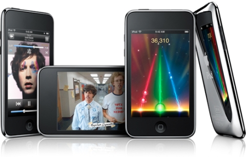 ipod touch 4th gen specs. of iPod Nano 4th Gen and